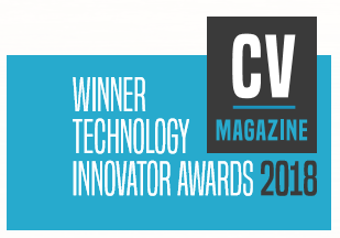 CV Magazine Technology Innovator Awards Winner Badge