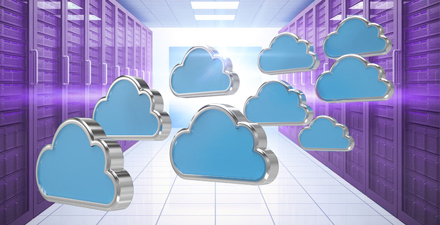 cloud service infrastructure provider