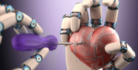 robots and healthcare