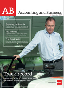 Accounting and Business Magazine 09/2017 Thumbnail